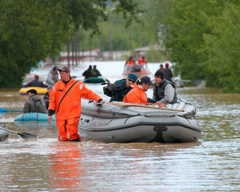 flood-rescue-team
